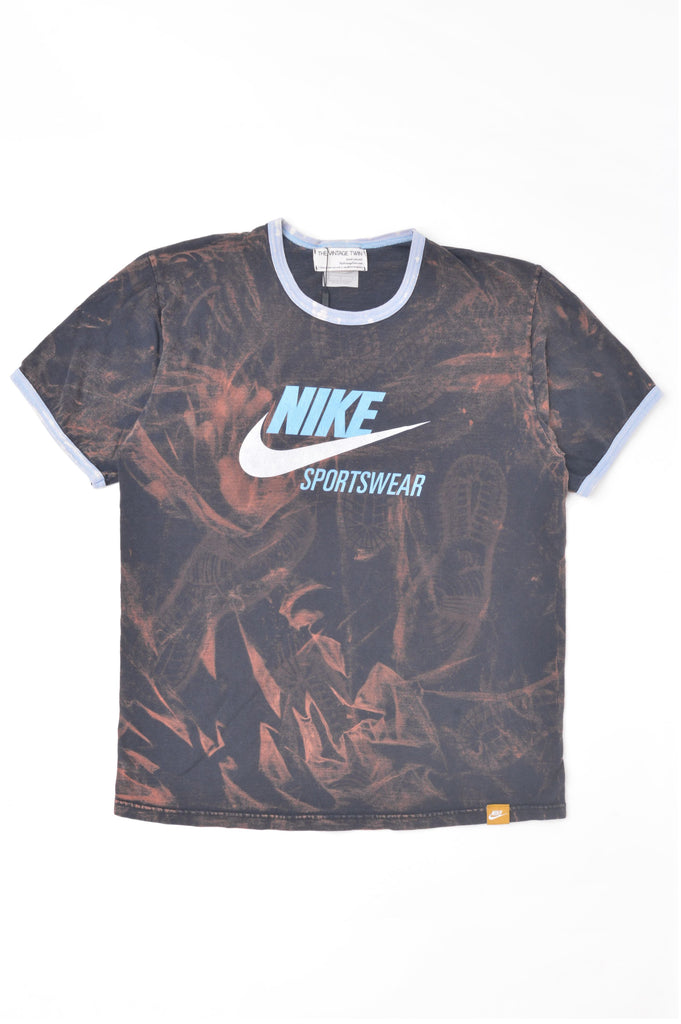Nike Hand-Dyed Ringer Tee