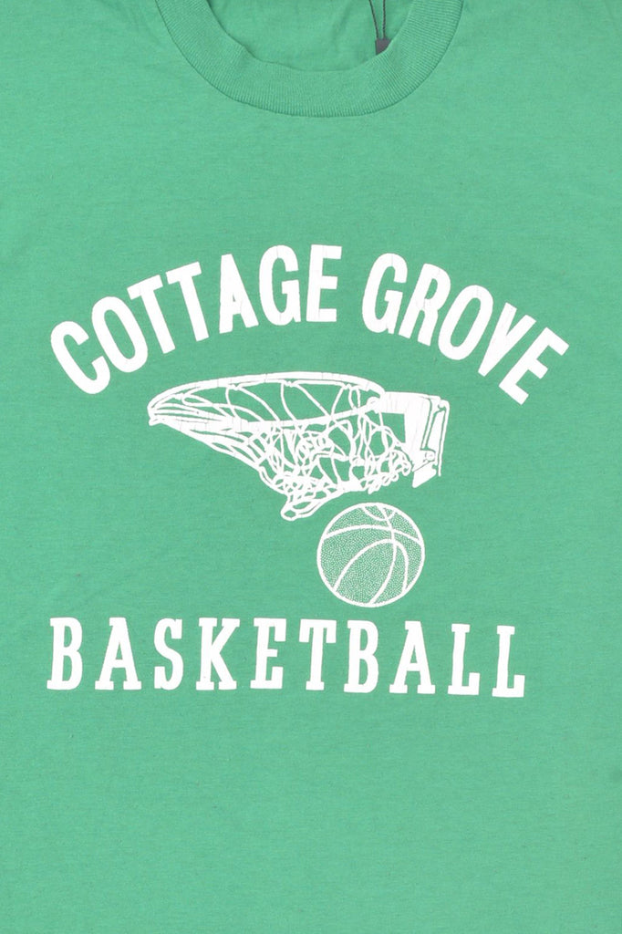 Cottage Grove Basketball Tee
