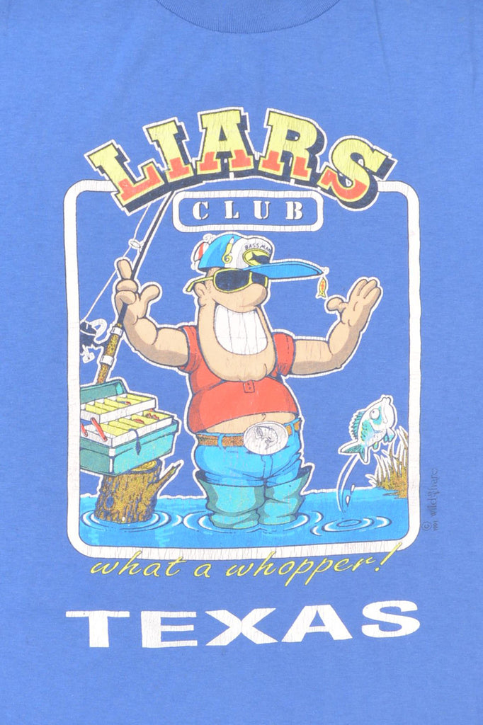 Texas Liars Club Tee