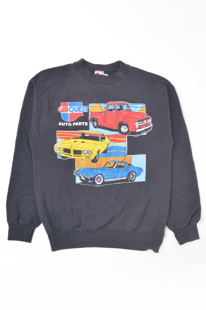 Car Quest Sweatshirt