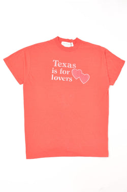 Texas is for Lovers Tee