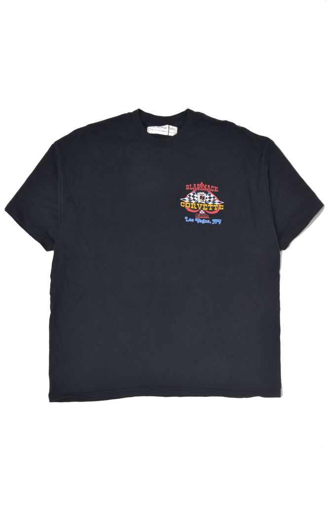 Blackjack Corvette Club Tee