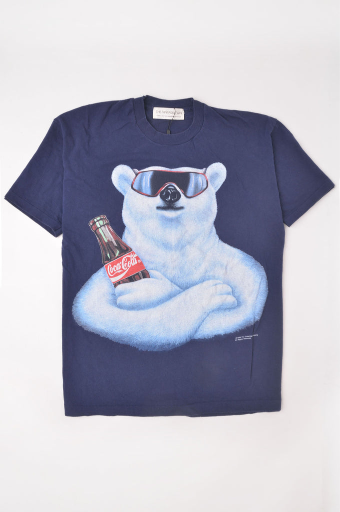 1994 Coca Cola Polar Bear Tee