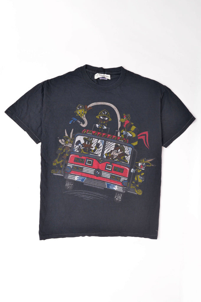 Looney Tunes Fire Rescue Tee