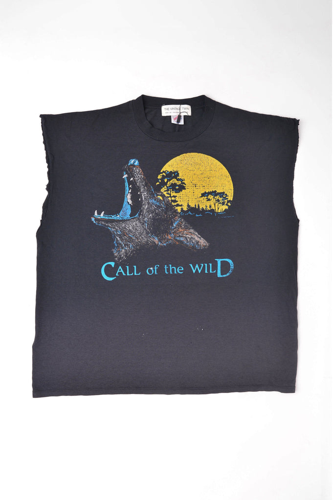 Call of the Wild Muscle Tee