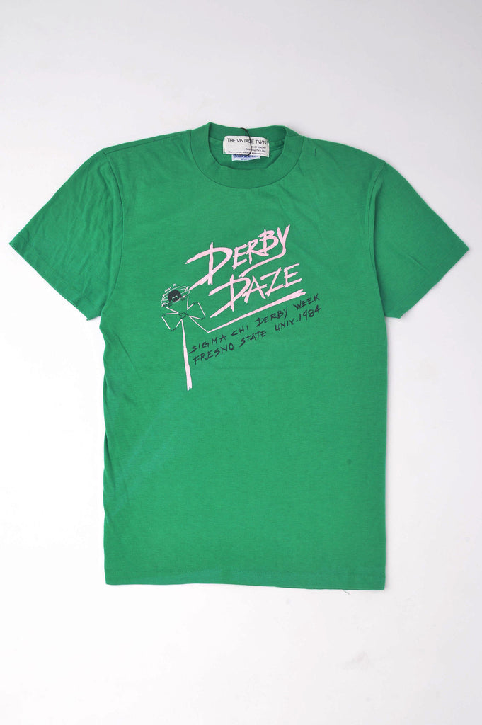 Fresno State Derby Tee