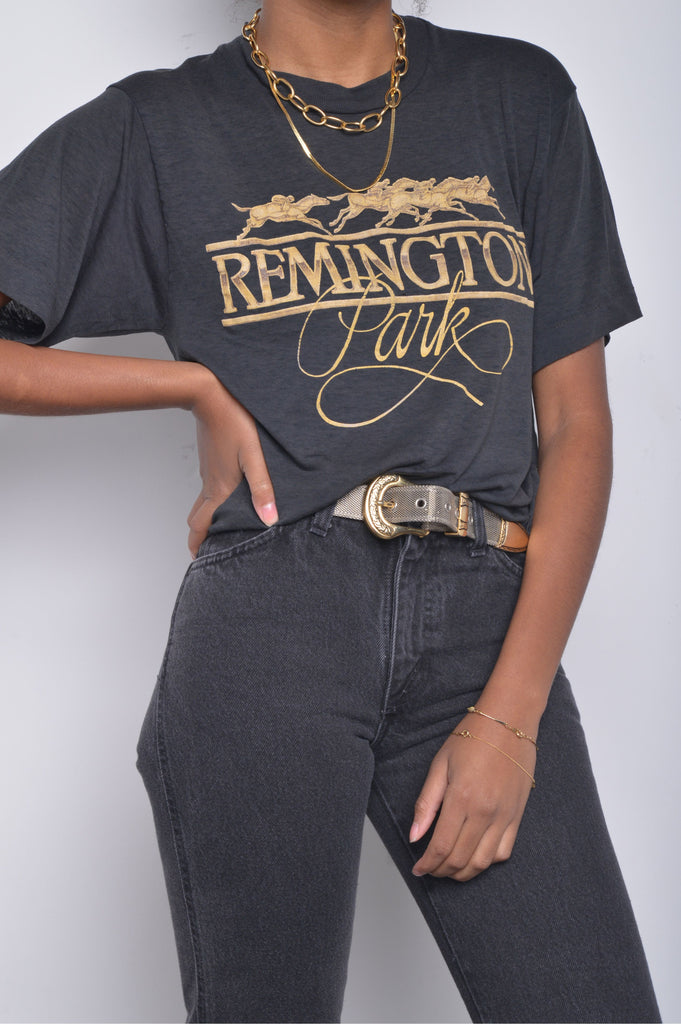 Remington Park Horse Racing Tee