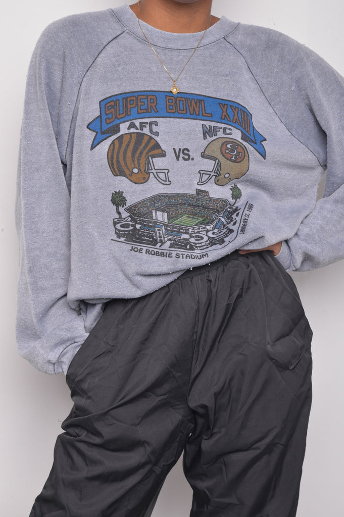 1989 Super Bowl Sweatshirt