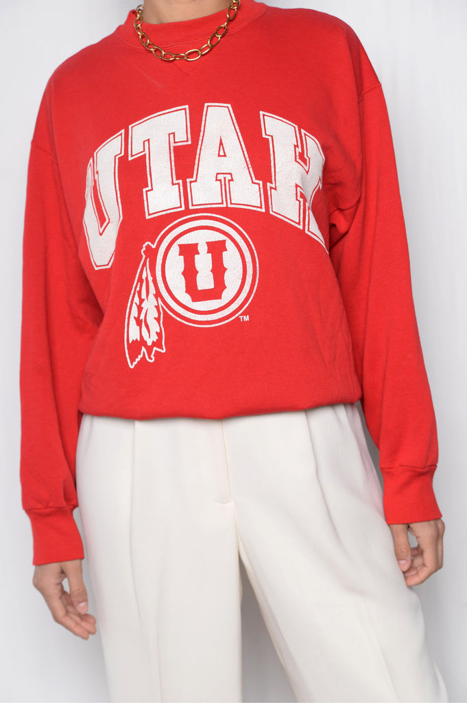 University of Utah Sweatshirt
