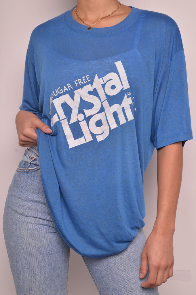 Crystal Light Tee