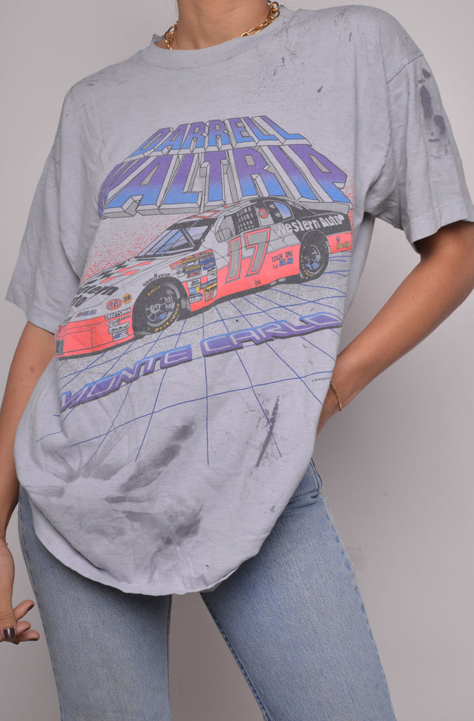 Darell Waltrip Racing Tee