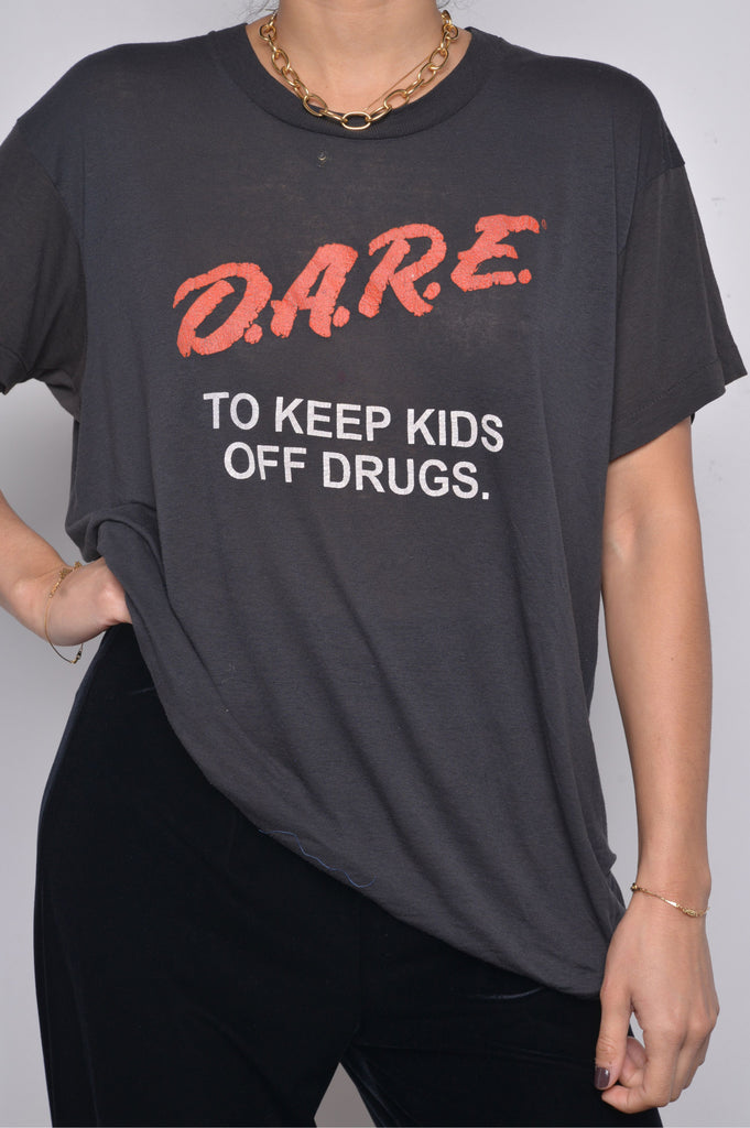 Perfect DARE Black Tee