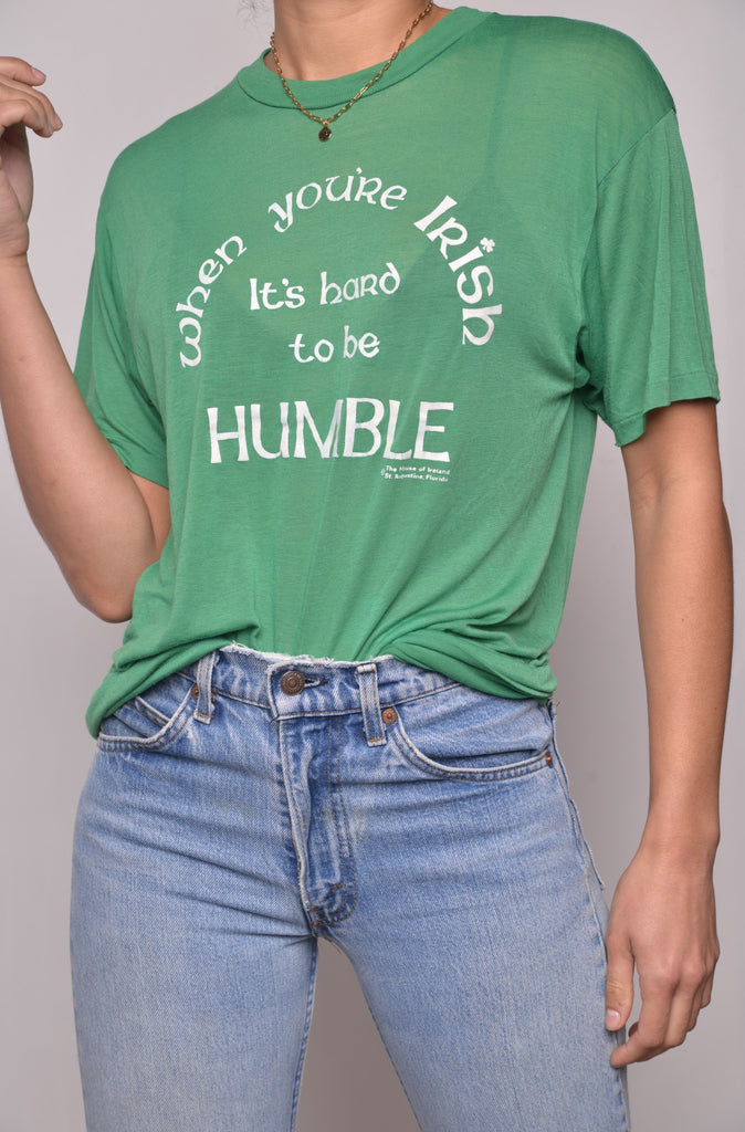 Hard to be Humble Tee
