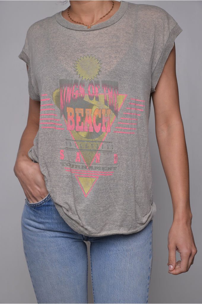 Kings of the Beach Muscle Tee