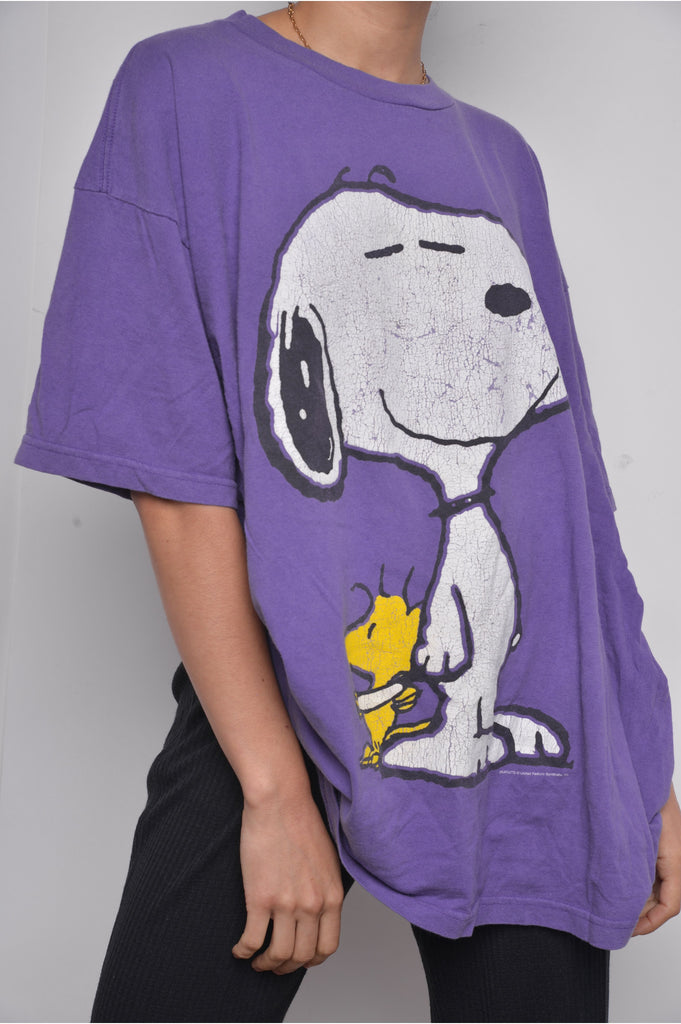 Snoopy and Woodstock Tee