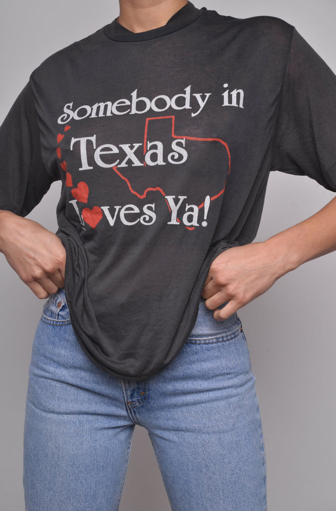 Somebody in Texas Tee