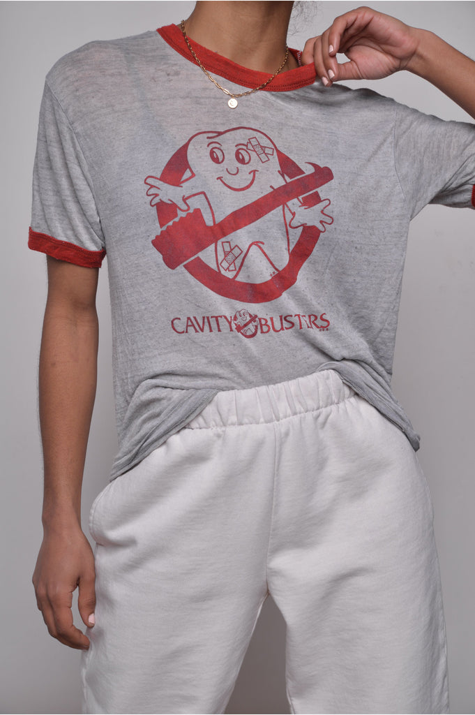 Cavity Busters Ringer Tee