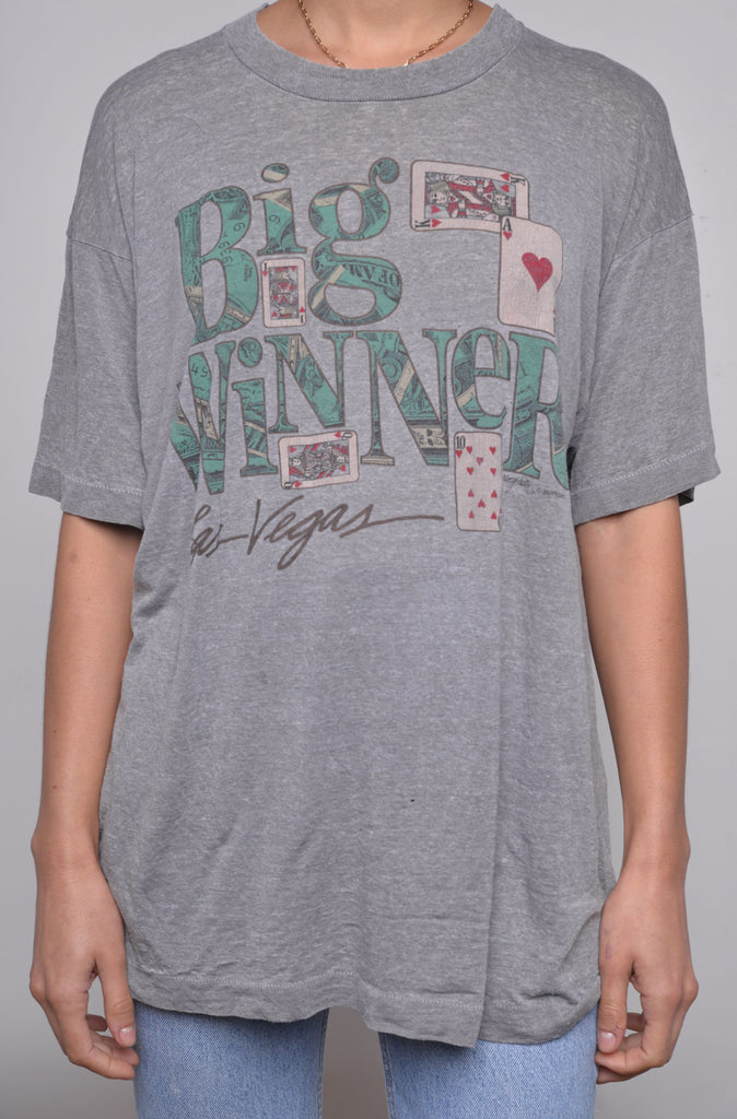 Las Vegas Big Winner Tee