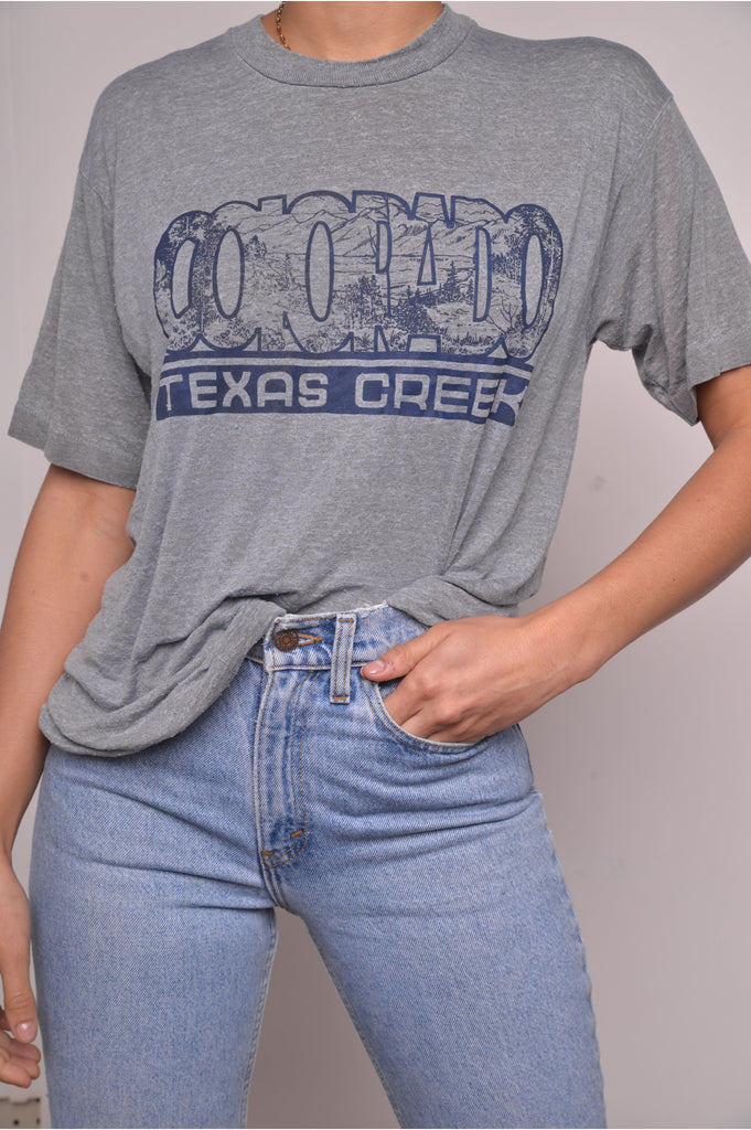Colorado Texas Creek Tee