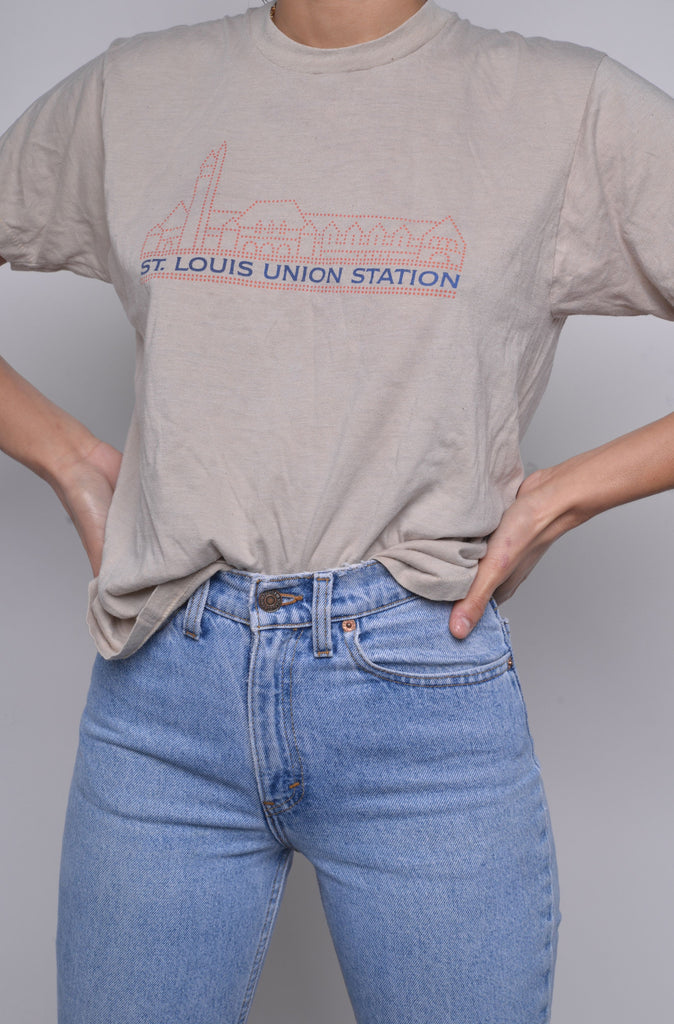 St Louis Union Station Tee