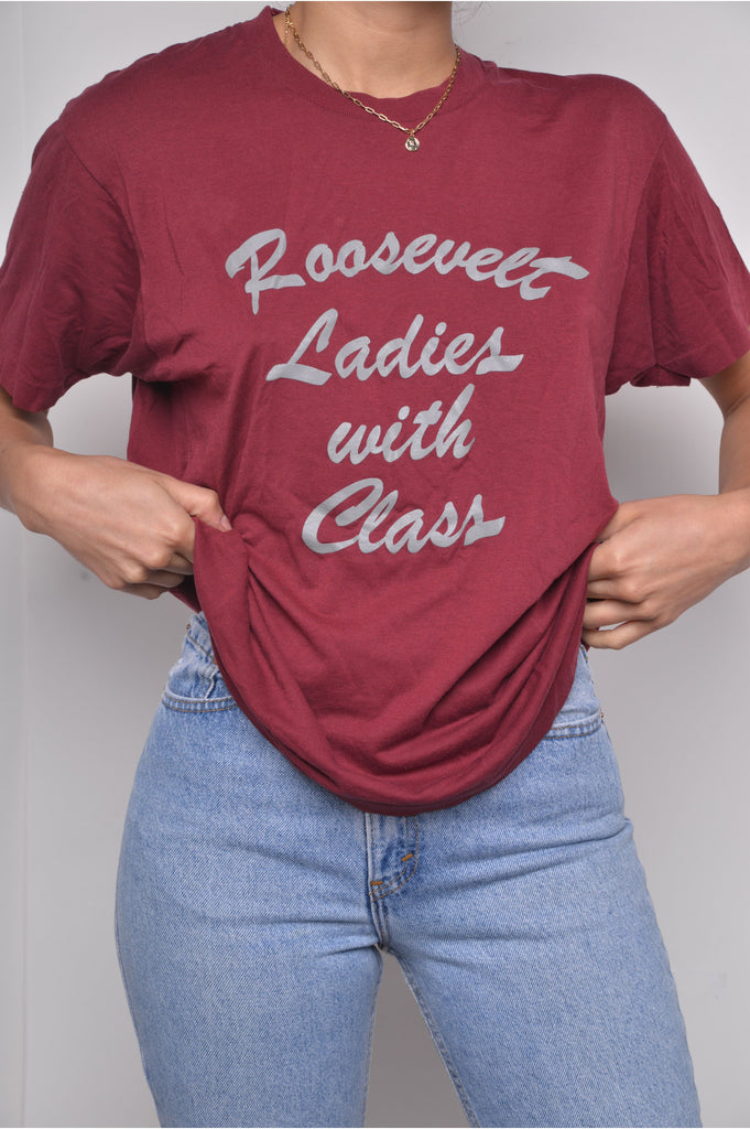 Ladies with Class Tee