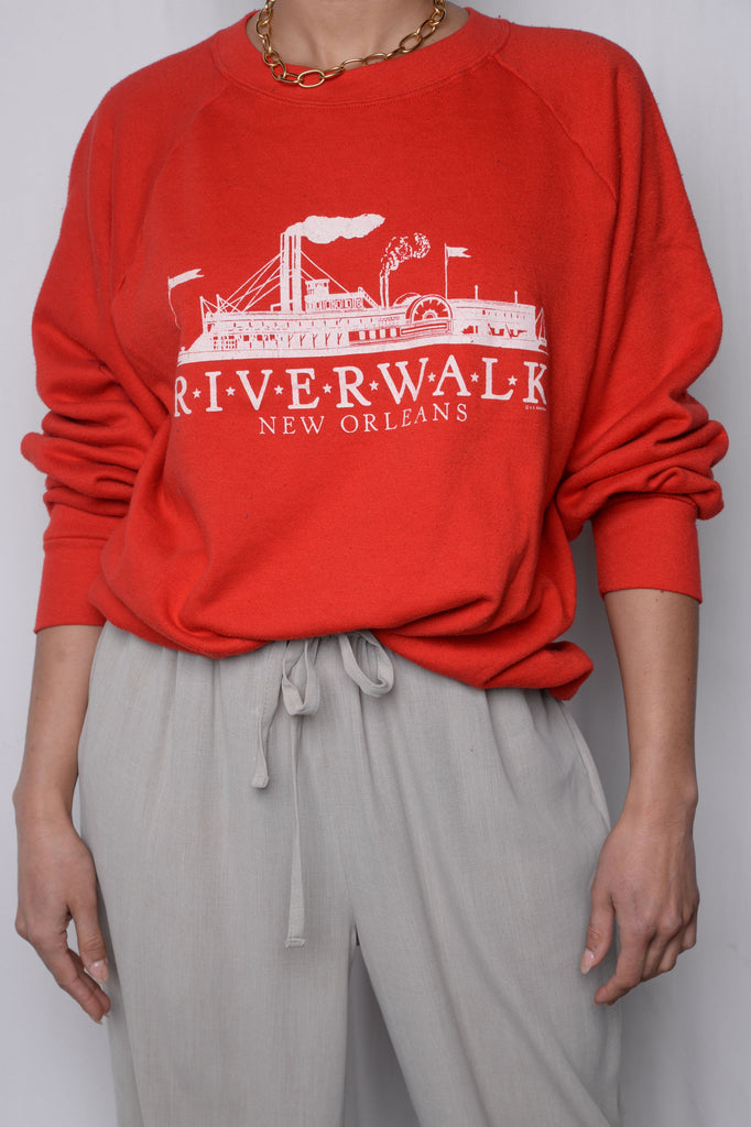 Riverwalk New Orleans Sweatshirt
