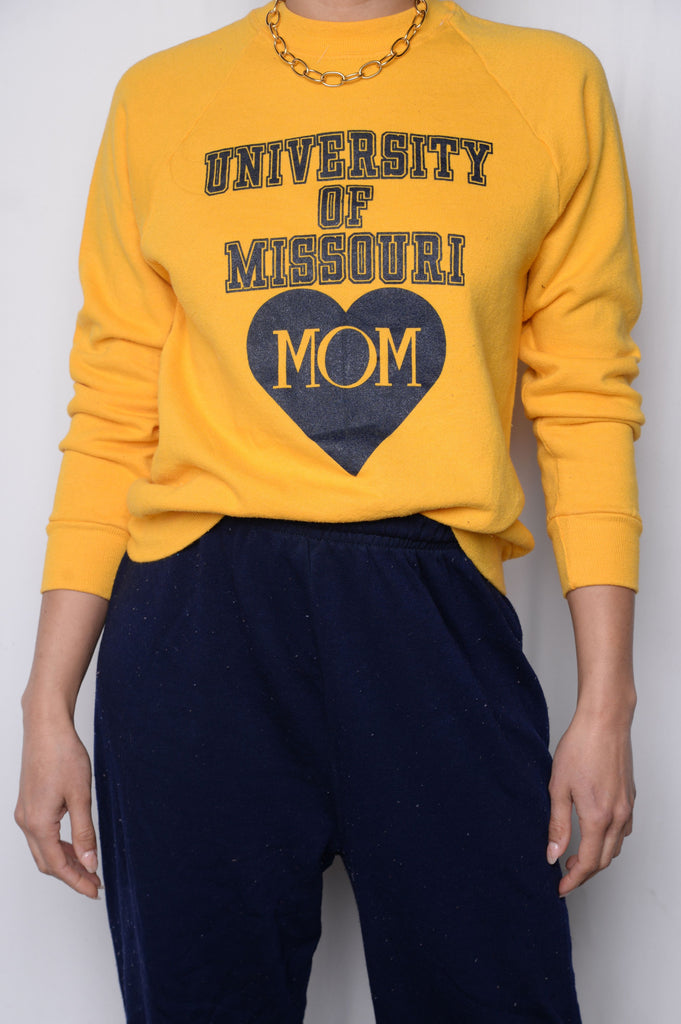 University of Missouri Mom Sweatshirt