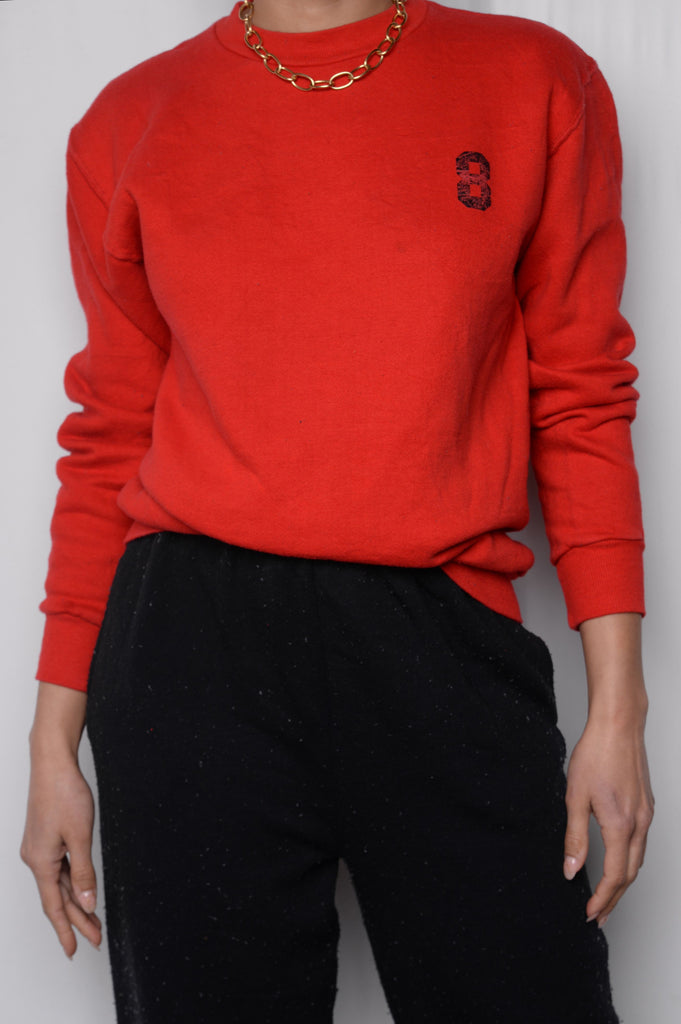 Red Cardinals Sweatshirt