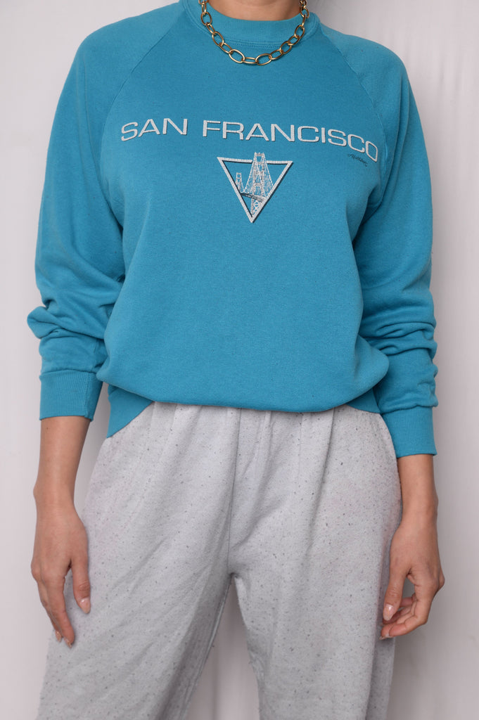 1989 San Francisco Sweatshirt