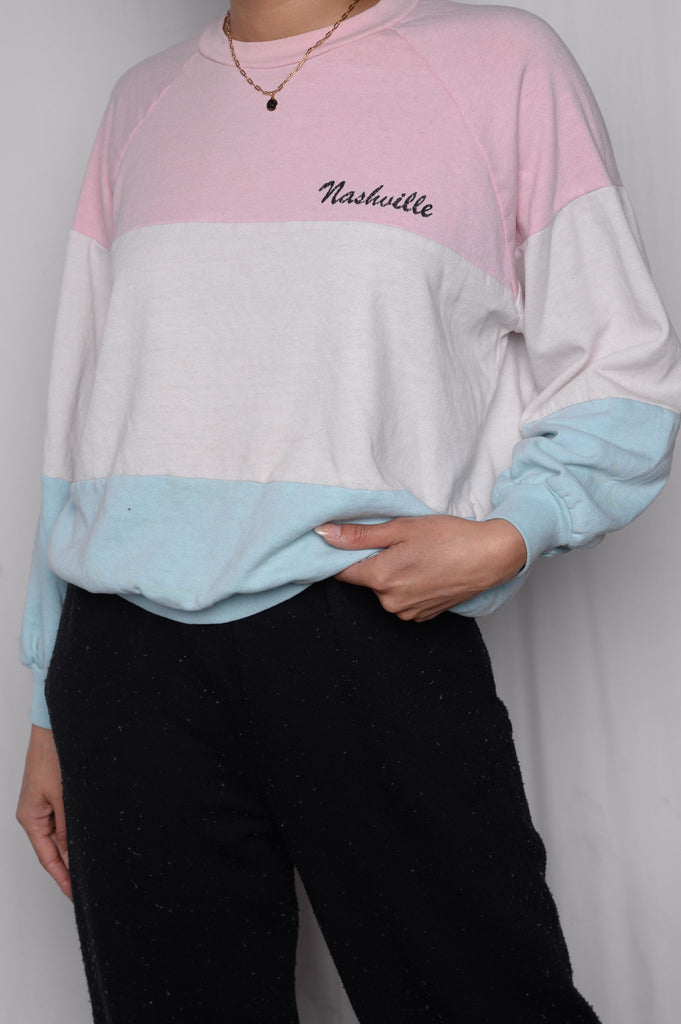 Crazy Soft Nashville Sweatshirt