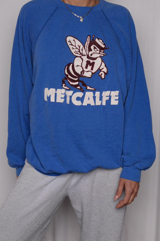 Metcalfe Crazy Soft Sweatshirt