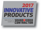 Sound & Video Contractors 2017 Innovative Products