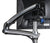 Clamp-On Base Desktop Monitor Arm Mount for up to 38' Monitors