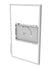 Portrait Rotational Wall Mount for Samsung Flip 2