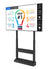 SmartMount® Motorized Height Adjustable Stand/Wall Mount