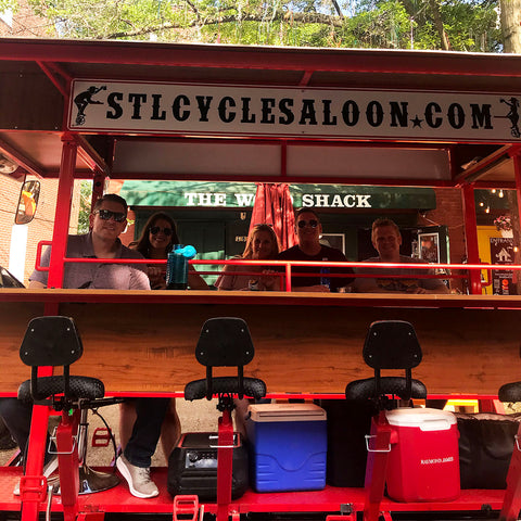 STL Cycle Saloon