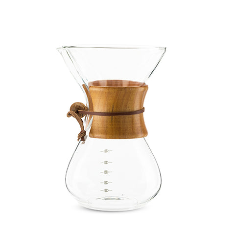 Finesse Glass Coffee Maker by True
