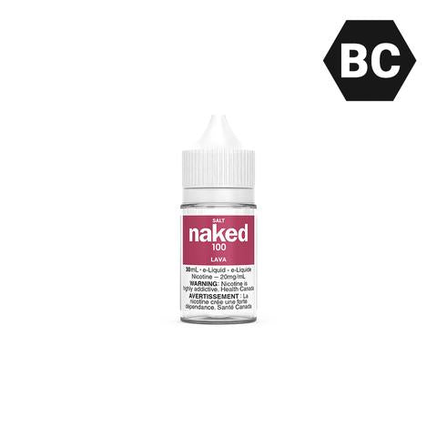 Naked100 Salt - Lava