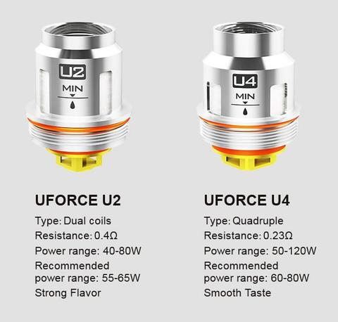 VOOPOO - Uforce Coils (5-Pack)