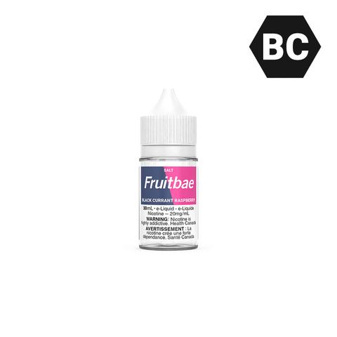 Fruitbae Salt - Blackcurrant Raspberry