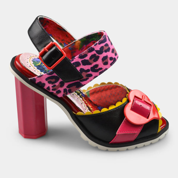 IRREGULAR CHOICE 4525 IN PINK