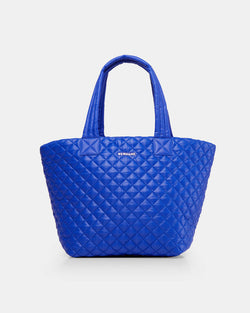 MZ WALLACE MEDIUM METRO TOTE IN DAZZLE