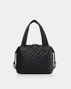 MZ WALLACE MEDIUM SUTTON IN BLACK