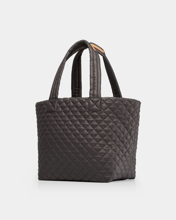 MZ WALLACE MEDIUM METRO TOTE IN MAGNET