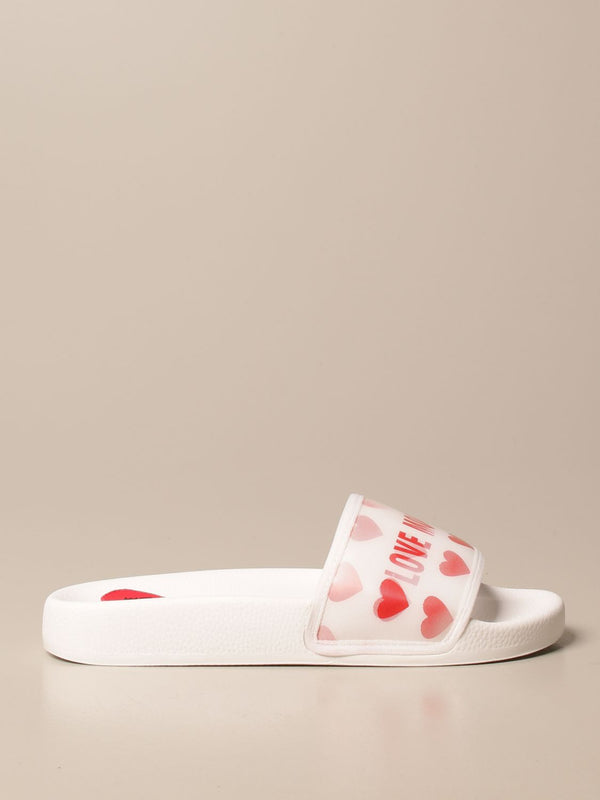 LOVE MOSCHINO SLIPPER SANDAL