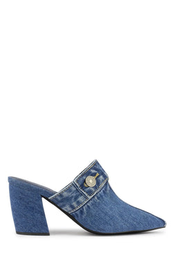 JEFFREY CAMPBELL BILLY JEAN IN DENIM