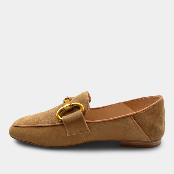 BIBI LOU LOAFERS IN BROWN