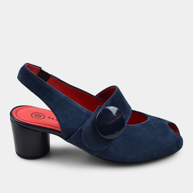 PAS DE ROUGE MILLY IN NAVY