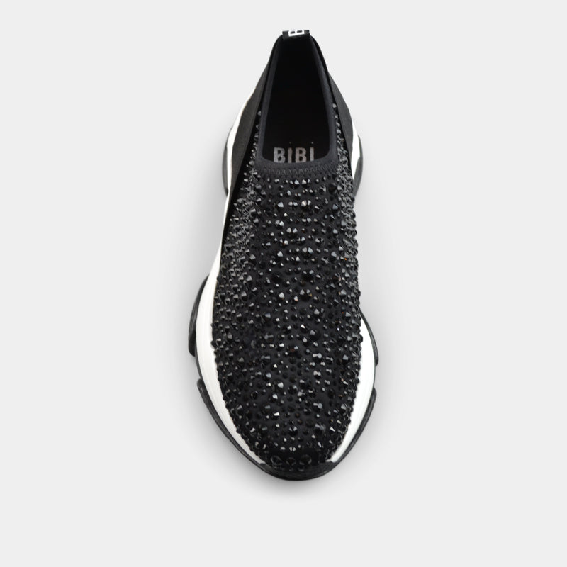 BIBI LOU SNEAKER IN BLACK