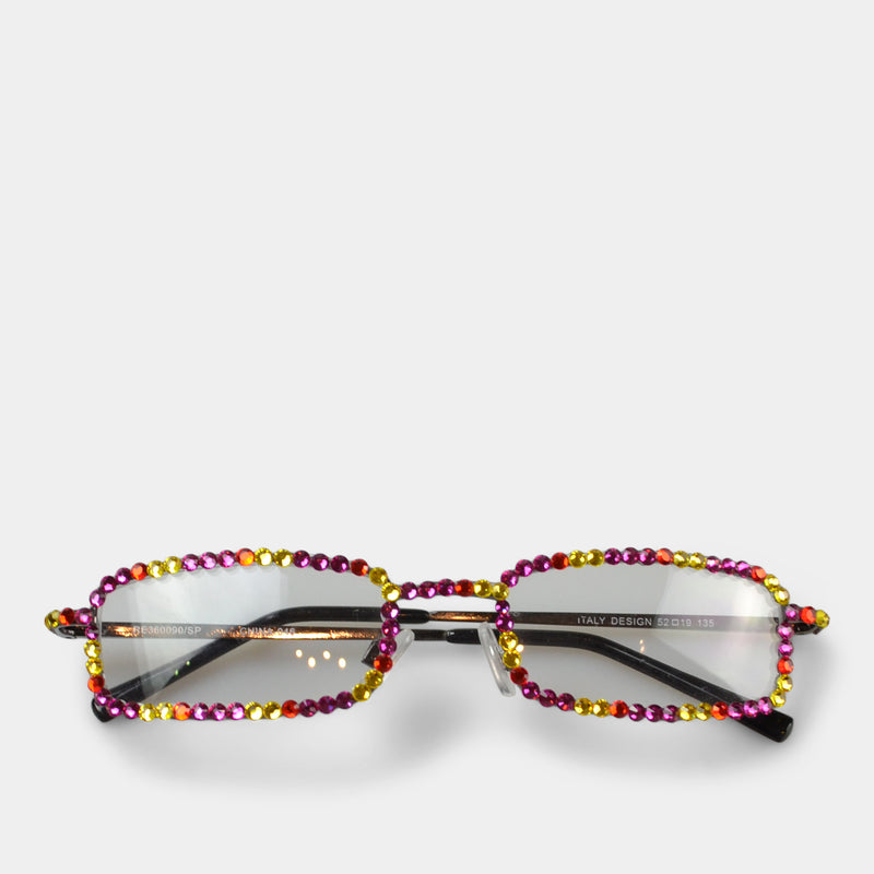 FASHION BY A STEP ABOVE READING GLASSES MULTI COLOR LENS